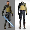 Disney Anime Star Wars Rebels Kanan Jarrus Cosplay Costume Suits
