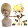 Vocaloid Kagamine Len Cosplay Wig Golden