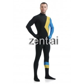 Halloween Fantastic Four Mister Fantastic Full Body Spandex Lycra Zentai Suit