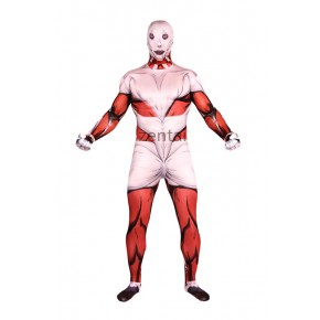 Attack on Titan(Shingeki no Kyojin) Annie Leonheart Full Body Lycra Zentai Suit