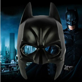 Batman Mask Full Face Cartoon Mask for Halloween Masquerade