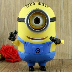 Despicable Me Minions Toy Can Close Eyes