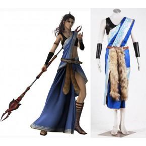 Final Fantasy XIII Oerba Yun Fang Cosplay Costume