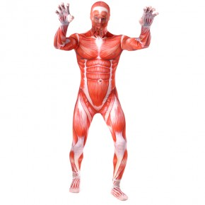 Shingeki no Kyojin Attack on Titan Lycra Cosplay Zentai Suit