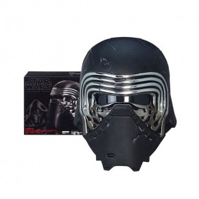 Star Wars Kylo Ren Electronic Voice Changer Helmet for Star Wars 7 The Force Awakens