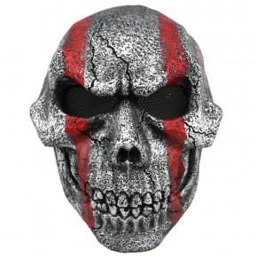 GRP Mask Movie The Treasure Hunter Horror Mask The Treasure Hunter Cosplay Mask Glass Fiber Reinforced Plastics Mask