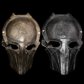 New Predator Mask Falconer Predator Mask Full Face Eagle Face Cosplay Mask for Halloween Masquerade