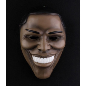 Payday 2 Barack Obama Mask 44th Presidential Cosplay Mask