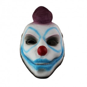 Payday 2 Game Spackle Cosplay Mask Wolf Mask