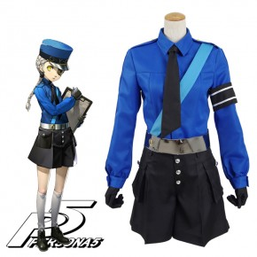 Persona 5 Cosplay Costume ジュスティーヌ Justine Costume Uniform