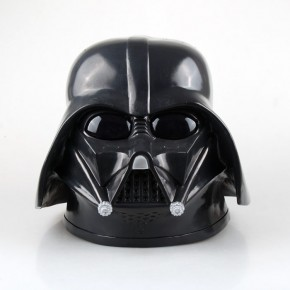 Star Wars Helmet Black Warrior Darth Vader Cosplay Helmet