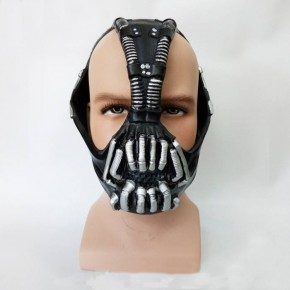 The Dark Knight Batman Movie Bane Mask Cosplay for Halloween And Masquerade