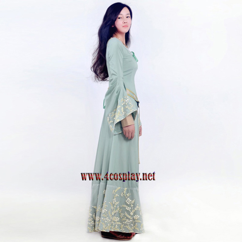 Princess Aurora Cosplay Costume  sc 1 st  Cosplay Costumes & 2014 Movie Maleficent Cosplay Princess Aurora Cosplay Costume ...