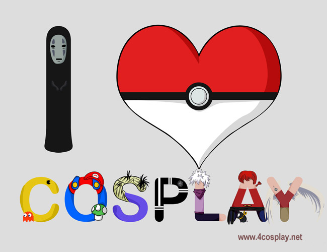 I love cosplay