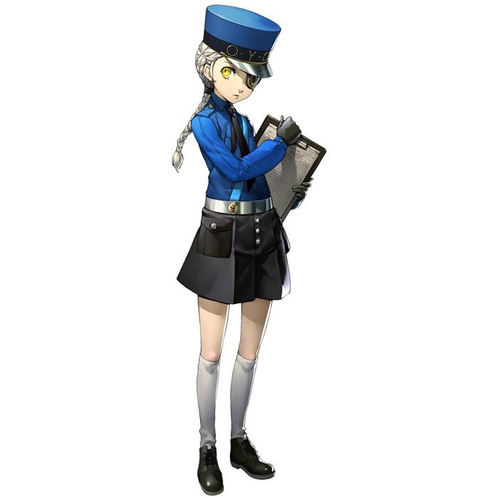 Persona 5 Cosplay Costume ジュスティーヌ Justine Costume Uniform