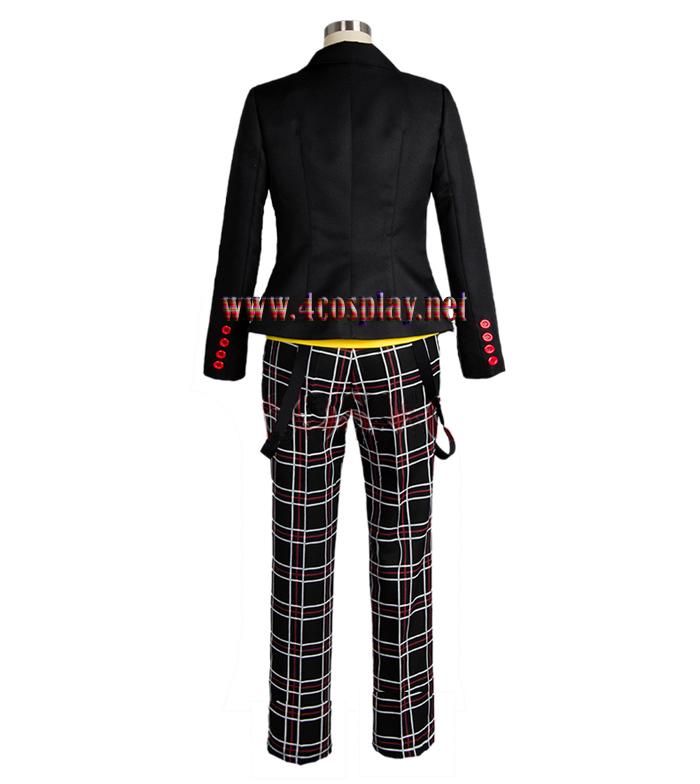 Persona 5 Cosplay Costume さかもと りゅうじ Sakamoto Ryuuji Costume Uniform