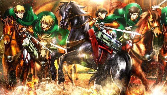 Attack on Titan Cape Shingeki No Kyojin Levi/Eren Scout Legion Cosplay Cloak