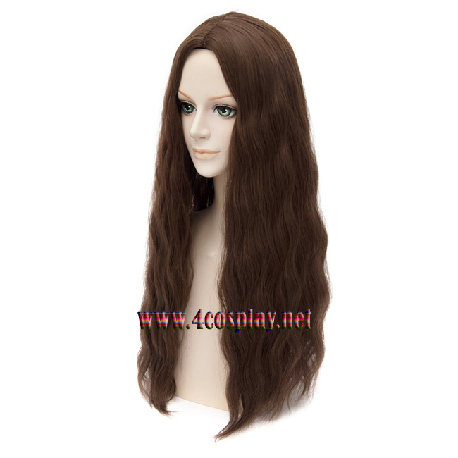 Avengers 2 Age of Ultron Scarlet Witch Brown Wig