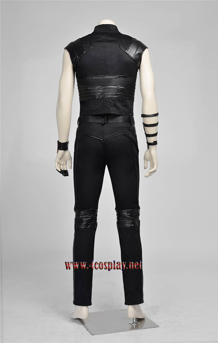 Avengers Age of Ultron Hawkeye Cosplay Costume
