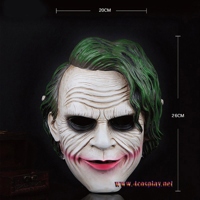 Batman Dark Knight Clown Cosplay Mask Masquerade Mask