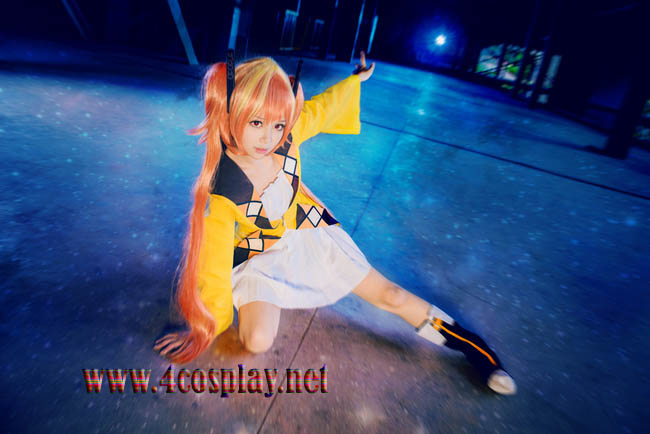 Anime Black Bullet Aihara Enju Cosplay Costume Suit