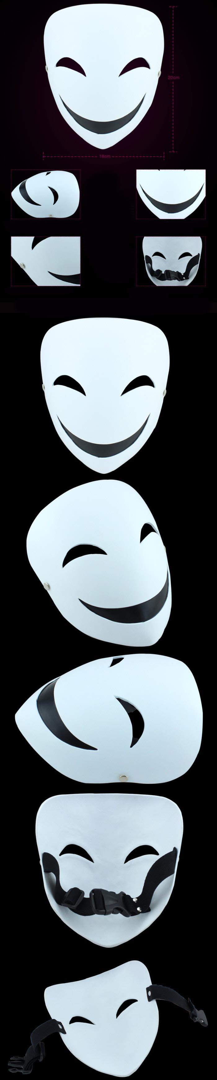 Kagetane Hiruko 蛭子 影胤(ひるこ かげたね) mask