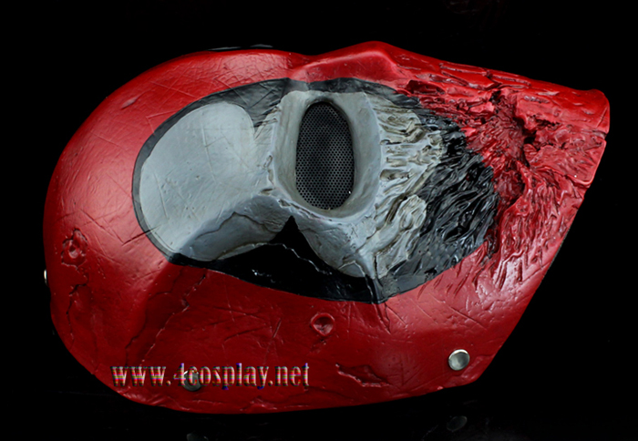 Deadpool Game Cosplay Mask