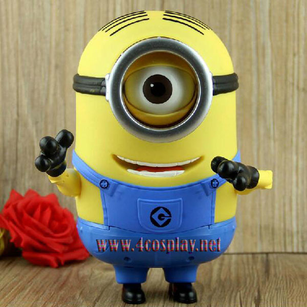 Despicable Me Toy Talking Dave