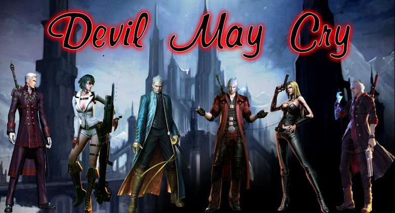 Devil May Cry Cosplay Roles