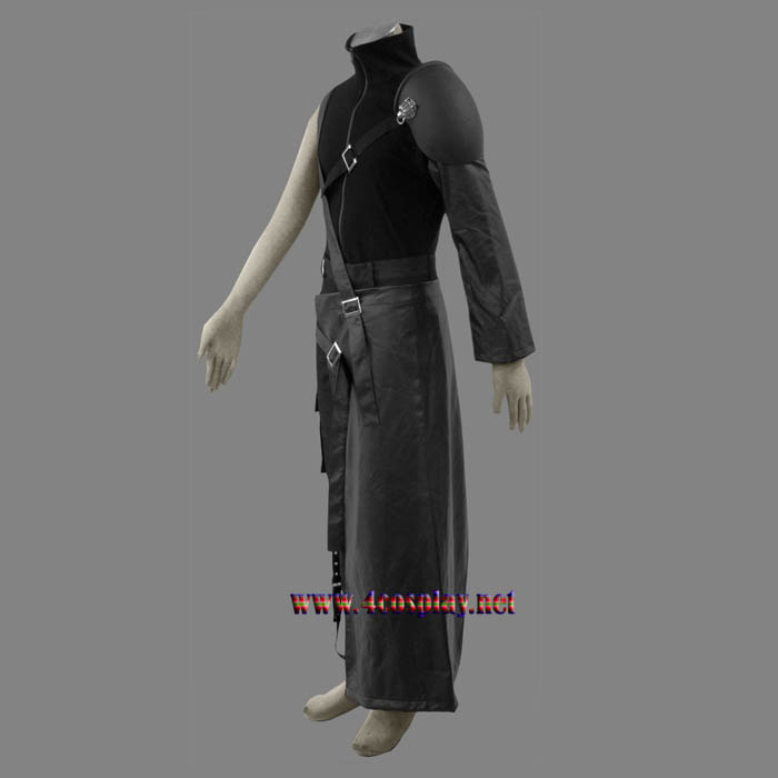 Final Fantasy VII 7 Cloud Strife Cosplay Costume Outfit