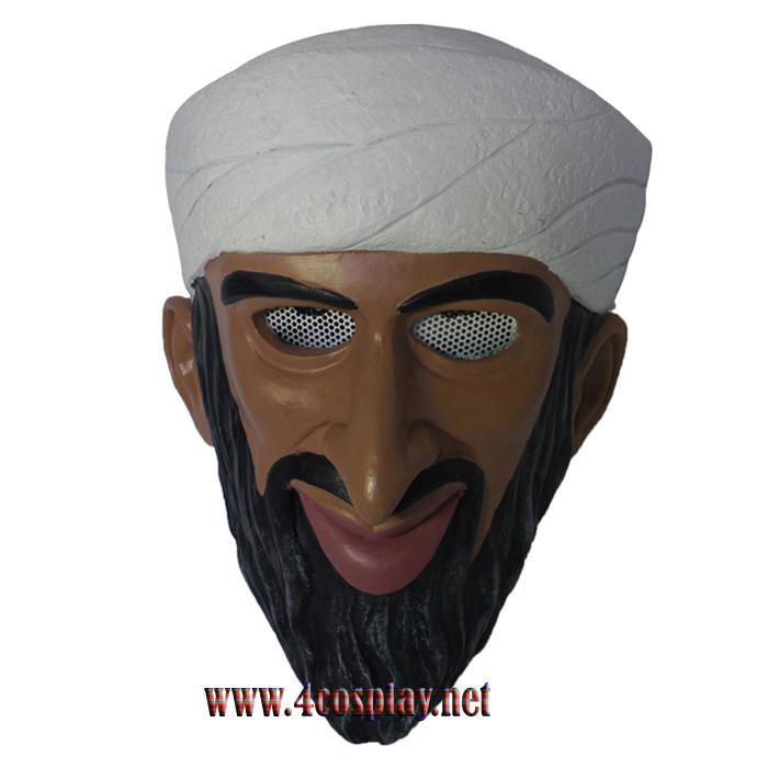 GRP Mask CS Protective Mask Arabian Mask Glass Fiber Reinforced Plastics Mask
