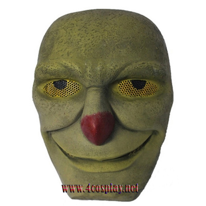 GRP Mask CS Protective Mask Forest Warrior CS Field Mask Glass Fiber Reinforced Plastics Mask