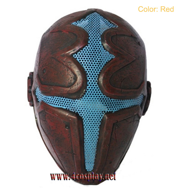 GRP Mask CS Protective Mask King Mask Cross Gods Mask Glass Fiber Reinforced Plastics Mask
