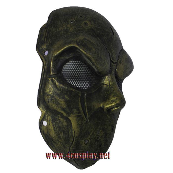 GRP Mask CS Protective Mask Slapshot Mask Glass Fiber Reinforced Plastics Mask