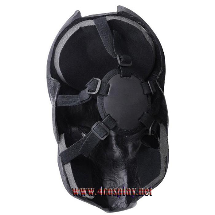 GRP Mask Movie Alien VS Predator Horror Mask Predator Warrior Cosplay Mask AVPR Mask Glass Fiber Reinforced Plastics Mask