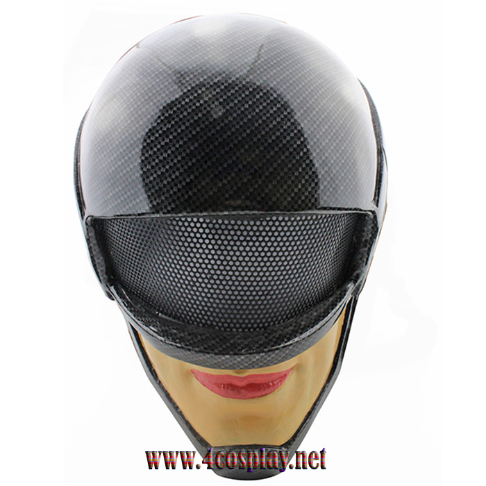GRP Mask Movie RoboCop Cosplay Mask Alex Murphy Mask Glass Fiber Reinforced Plastics Mask