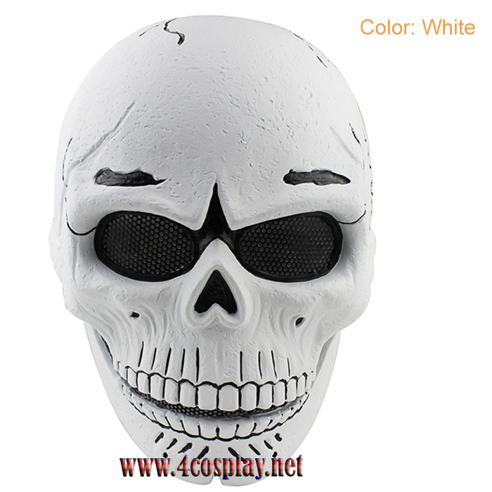007 Spectre Cosplay Mask