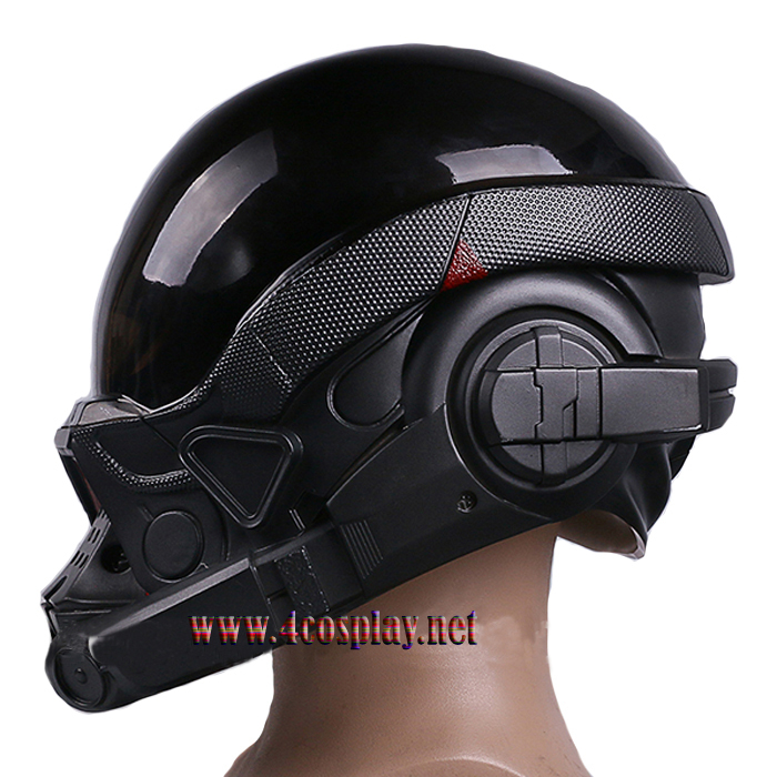 Game Mass Effect Cosplay Mask
