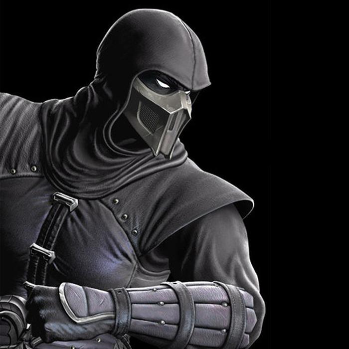 Game Mortal Kombat Cosplay Mask Noob Saibot Mask
