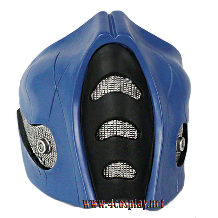 Game Mortal Kombat Cosplay Mask SUB-ZERO Mask