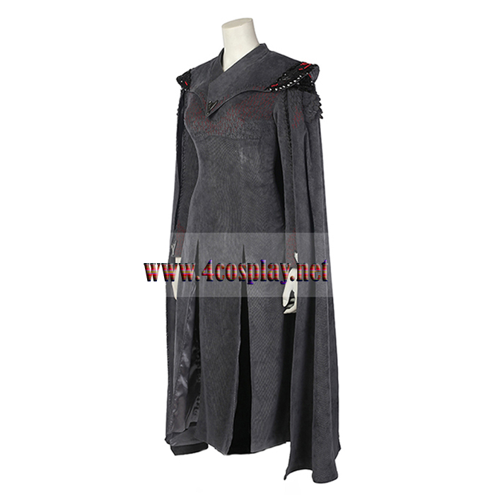 Movie Game of Thrones Cosplay Costume Daenerys Targaryen