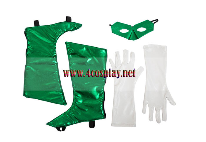 Green Lantern Cosplay Costume Leotard