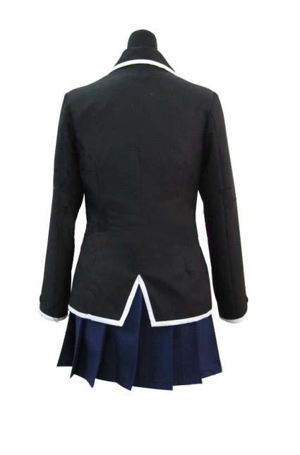 Guilty Crown School Uniform Cosplay Costume Inori Yuzuriha Cosplay Costume