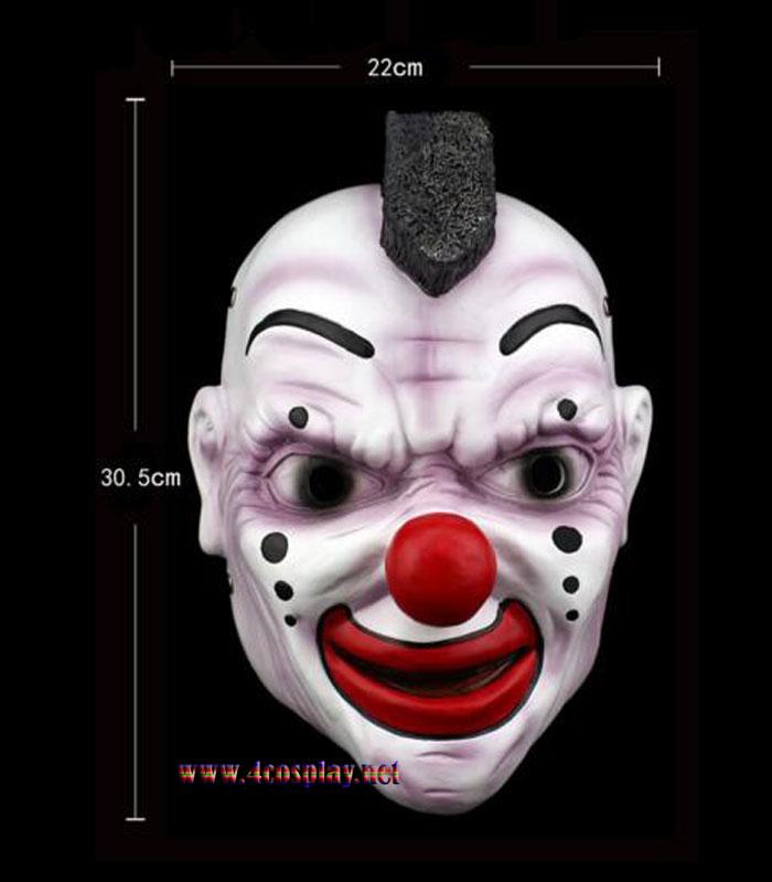 Slipknot Leader Shawn Crahan Cosplay Mask