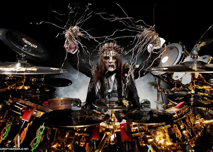 Heavy Metal Band Slipknot Horror Mask Drummer Joey Jordison Cosplay Mask