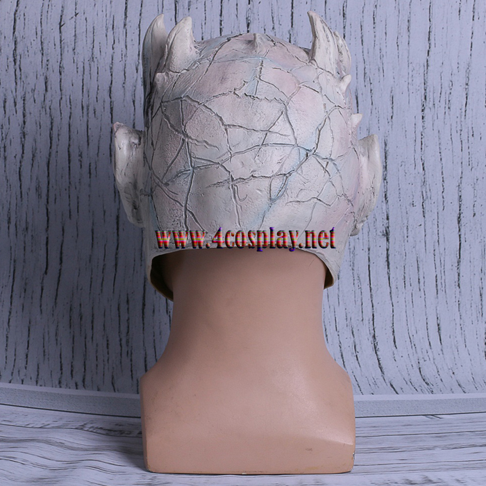 Game of Thrones Mask The White Walkers Cosplay Mask