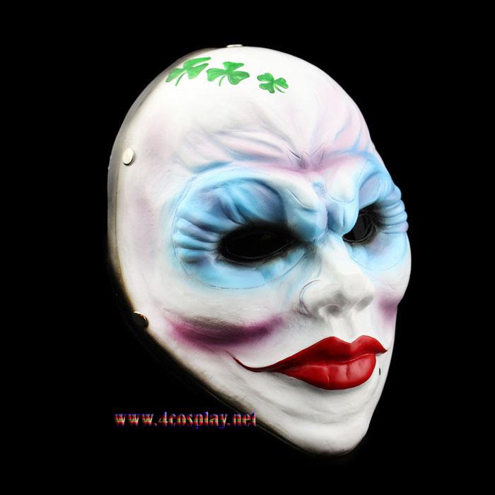 Payday 2 Female Heist Mask Female Robber Horror Mask