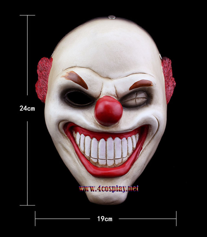 Payday 2 Sweet Tooth Cosplay Mask Halloween Horror Mask