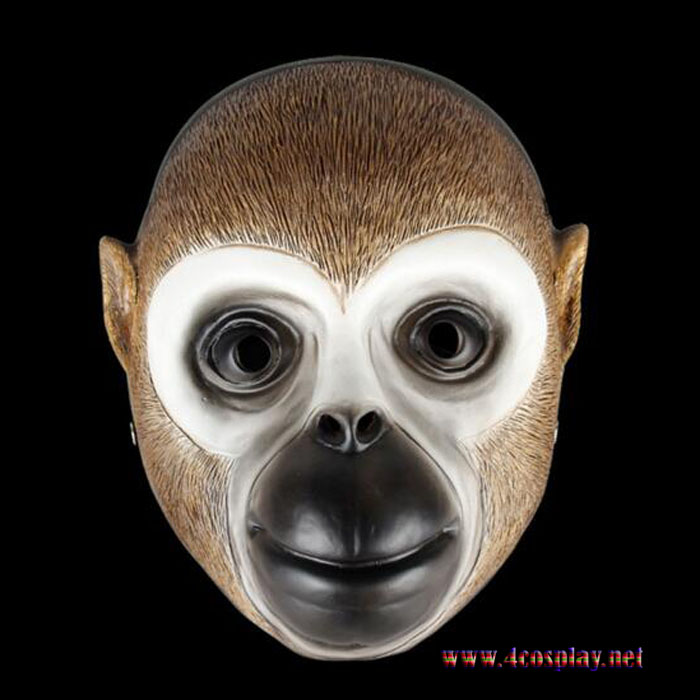 Payday 2 Mask Monkey Cosplay Mask Halloween Mask