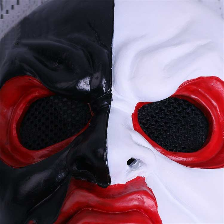 Payday 2 Scarface Mansion Stealth Cosplay Mask